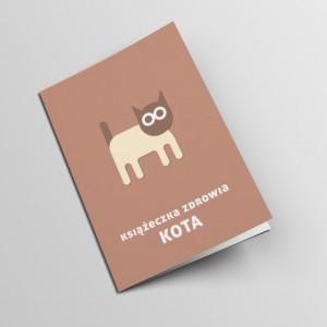 książeczka zdrowia dla kota